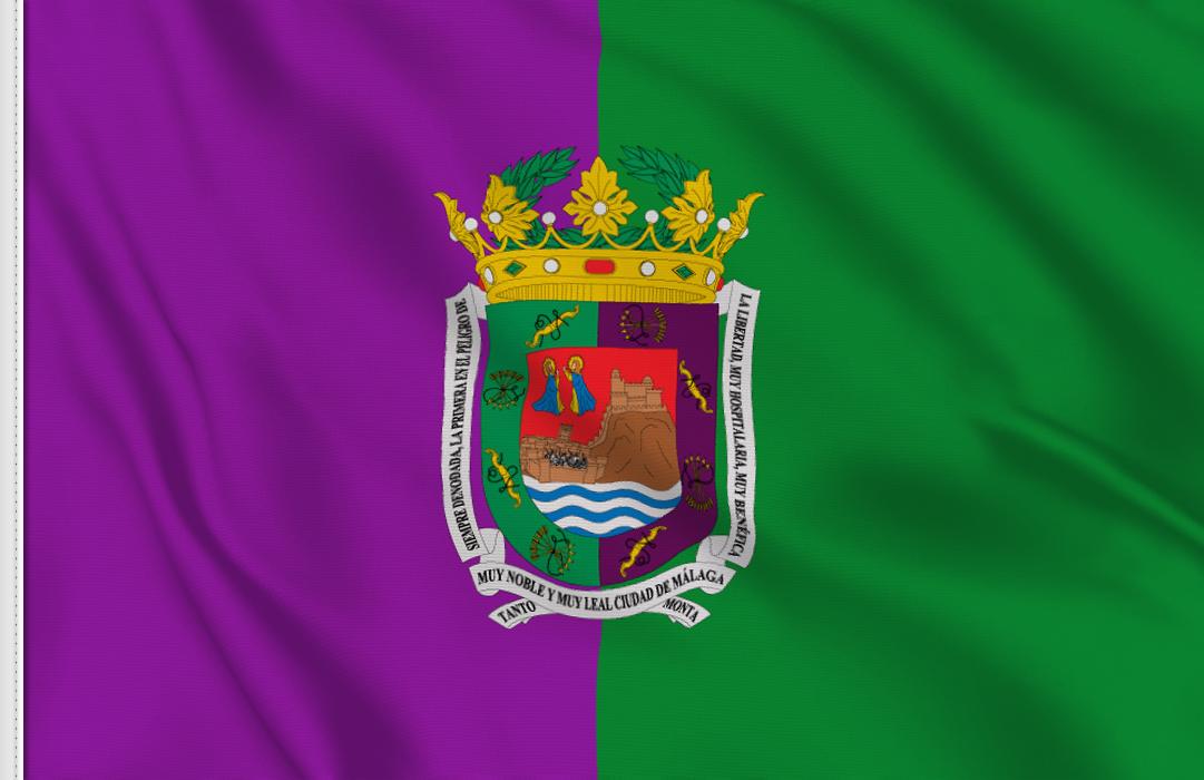 Malaga fahne
