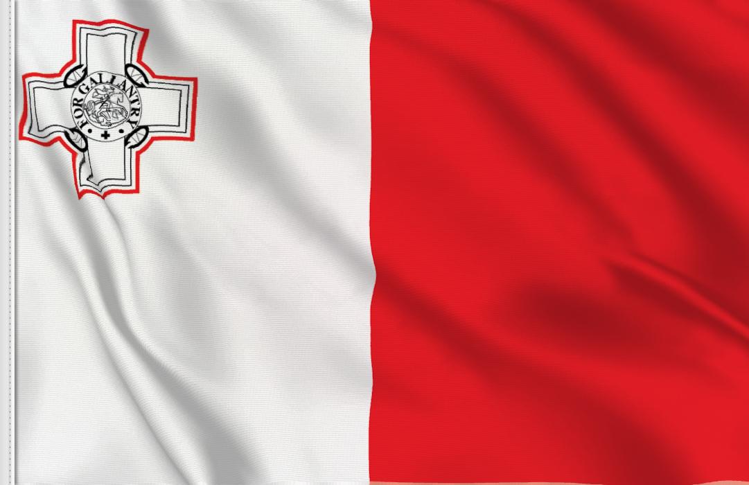 Bandiera Adesiva Malta