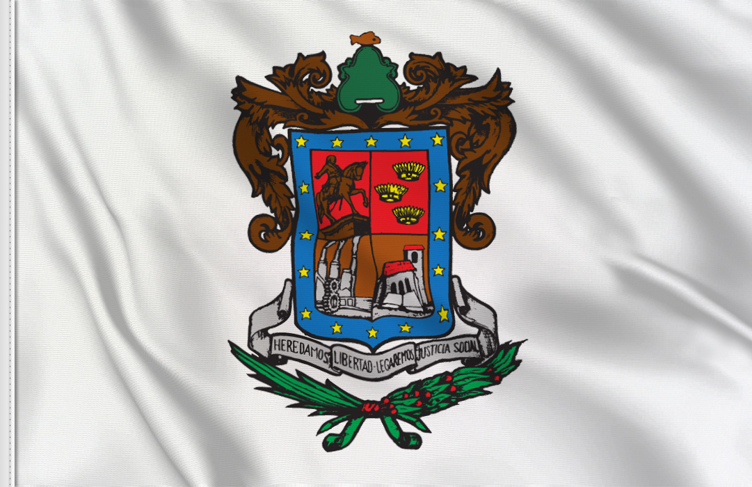 Bandiera Stato Michoacan