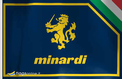 Minardi flag