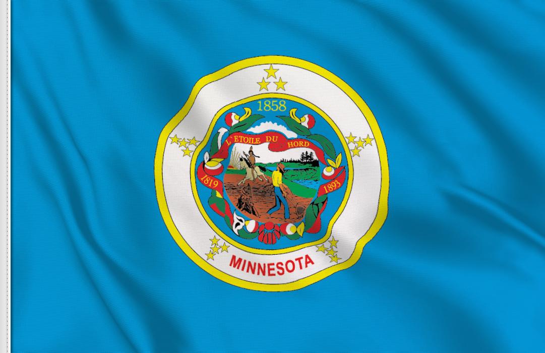 klebefahne Minnesota