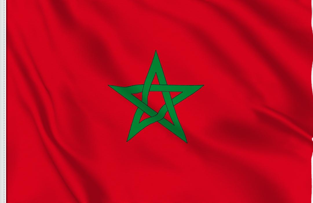Drapeaux de Table Maroc