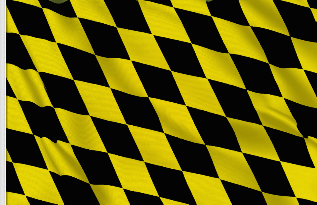 Bandiera Adesiva Monaco di Baviera