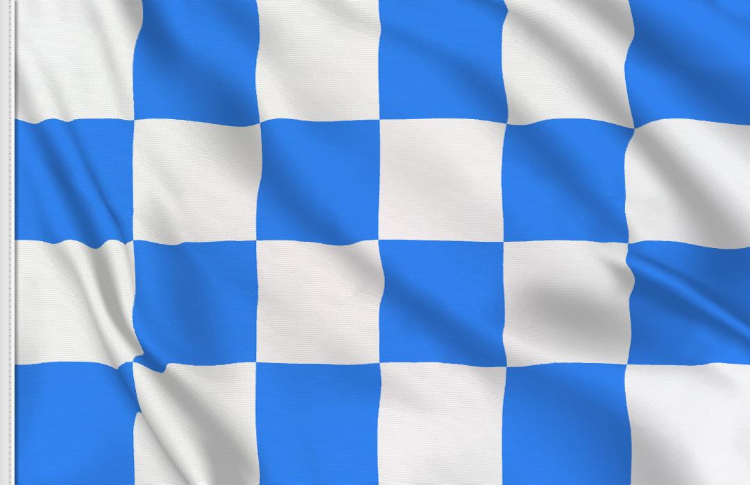 Letter N flag