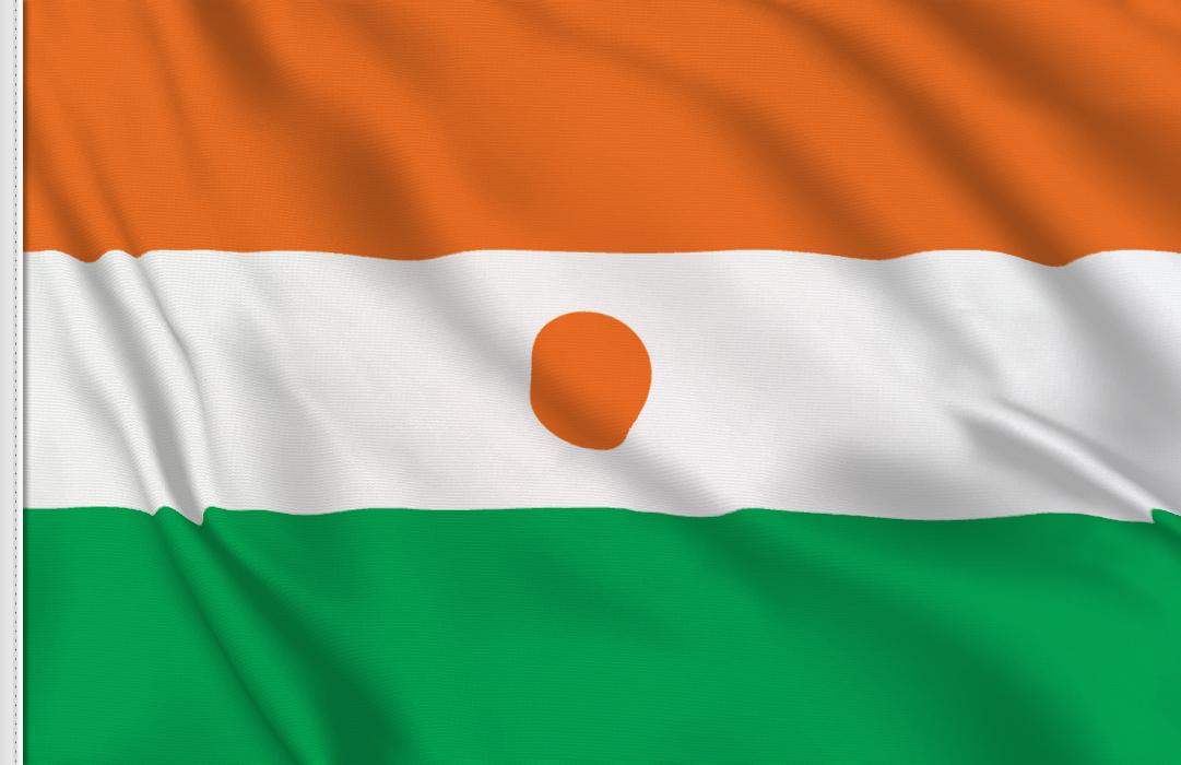 Bandiera Adesiva Niger