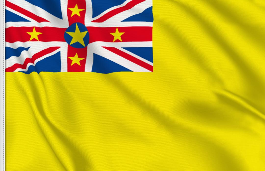 fahne Niue, flagge von Niue