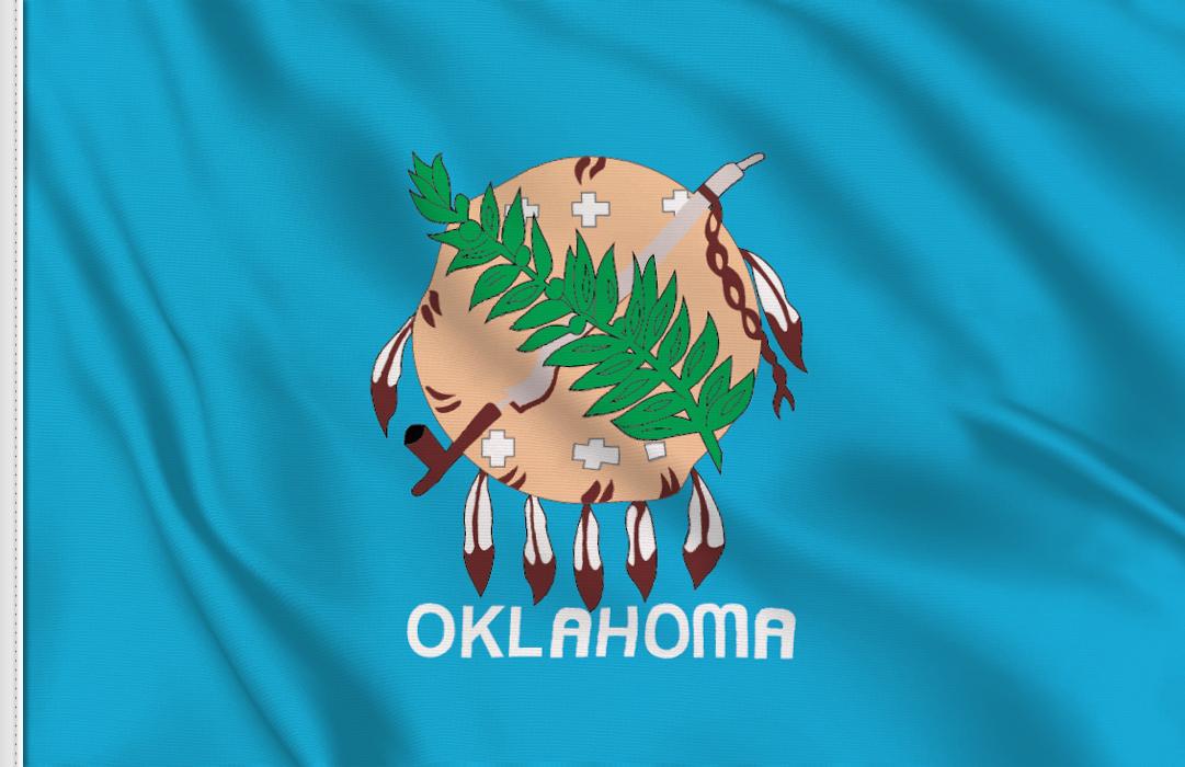 Oklahoma fahne