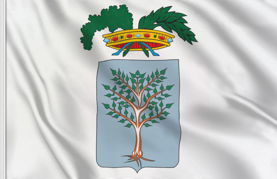 fahne Oristano Provinz, flagge von Oristano