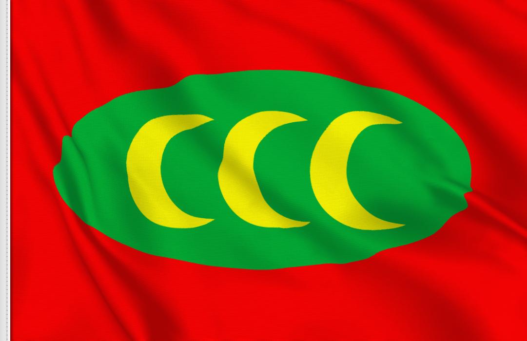 fahne Osmanische Reich, flagge des Osmanischen Reichs
