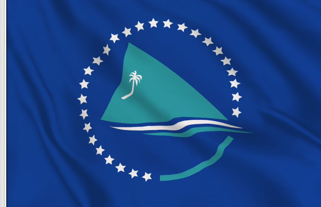 Pacific Community flag