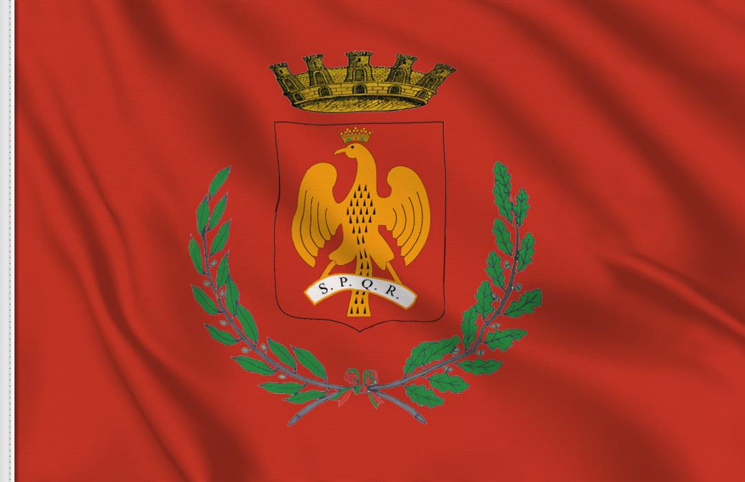 fahne Palermo, flagge von Palermo