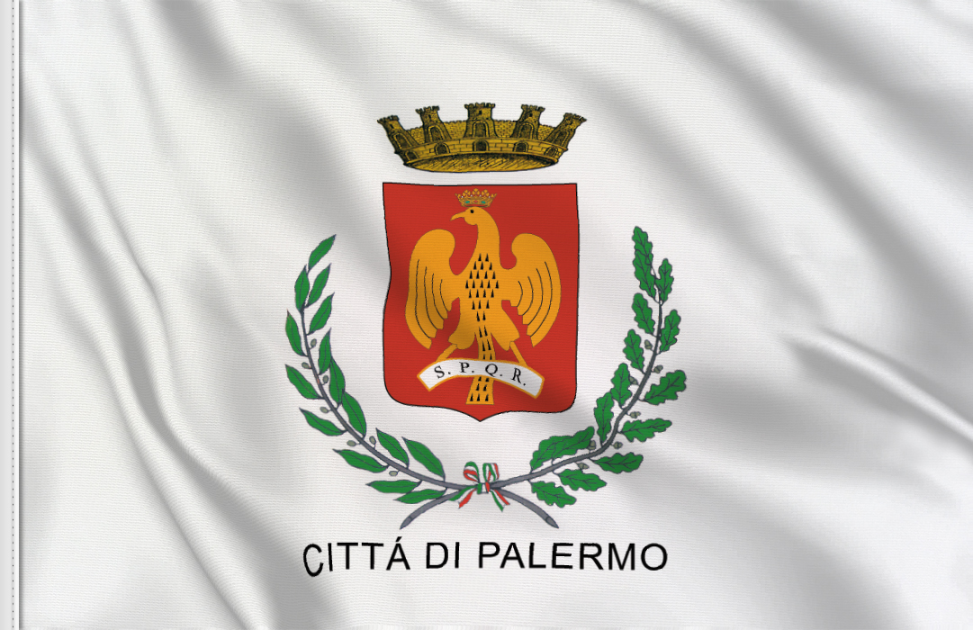 Palermo institutional flag