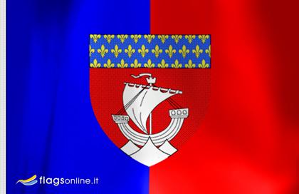drapeau Parisien