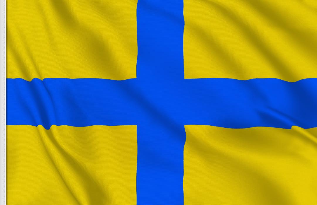 fahne Parma, flagge von Parma