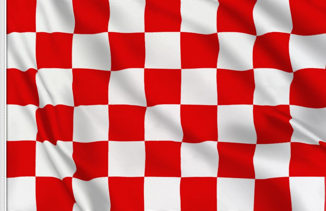 fahne Pistoia, flagge von Pistoia