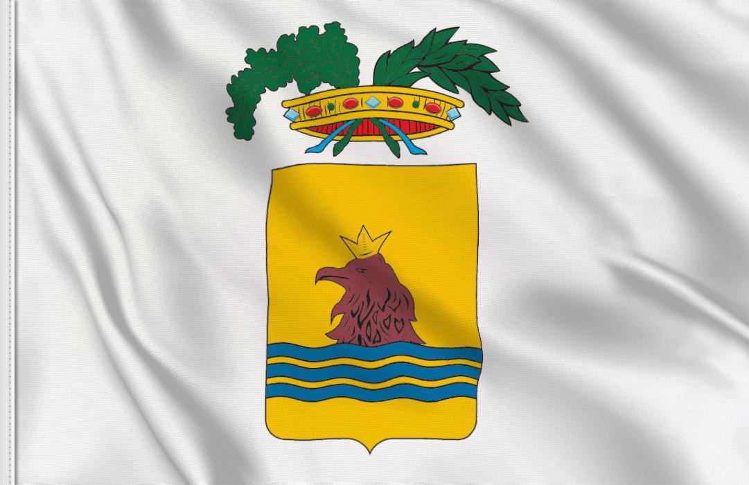 fahne Potenza Provinz, flagge von Potenza
