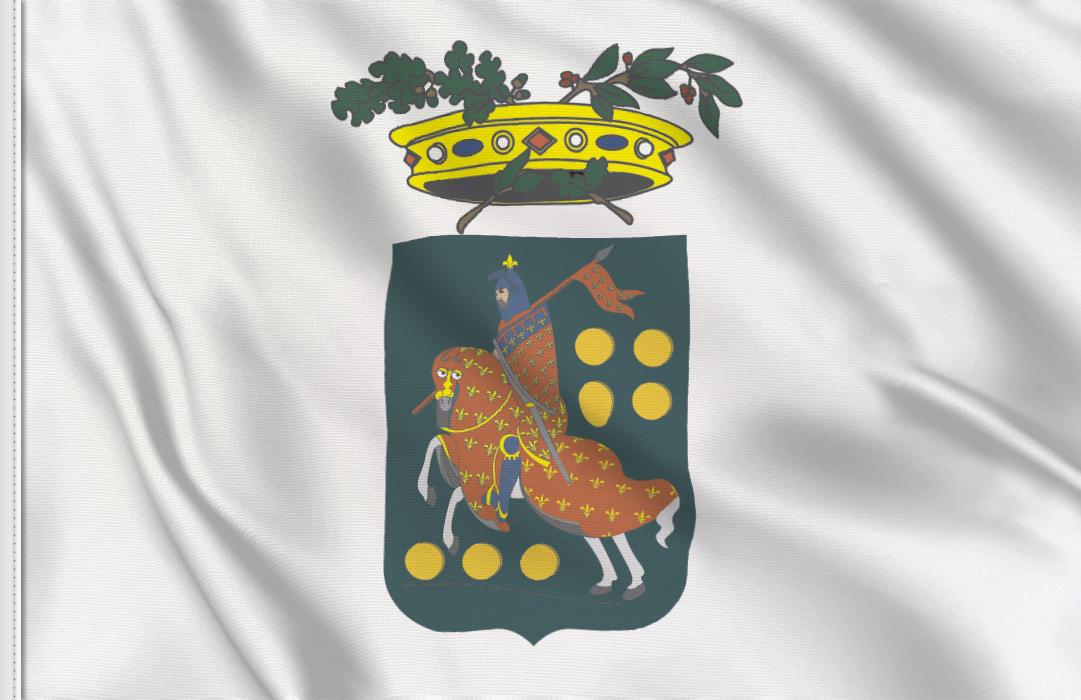 fahne Prato Provinz, flagge von Prato