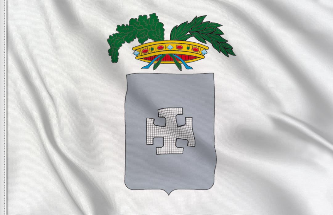 fahne Provinz Cosenza, flagge der Provinz Cosenza