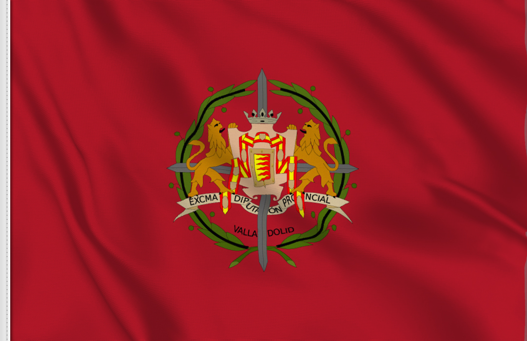 Bandiera Provincia Valladolid
