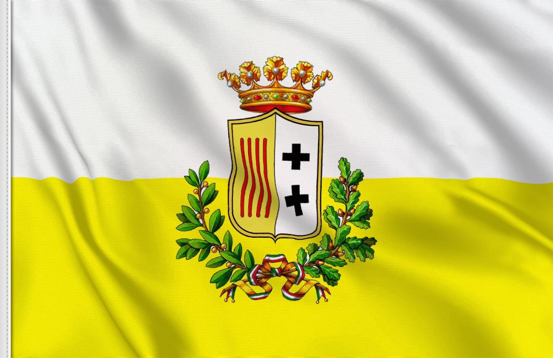 fahne Reggio-Calabria-Provinz, flagge der Provinz Reggio Calabria