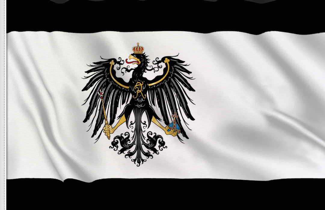 Kingdom of Prussia 189-1918 flag