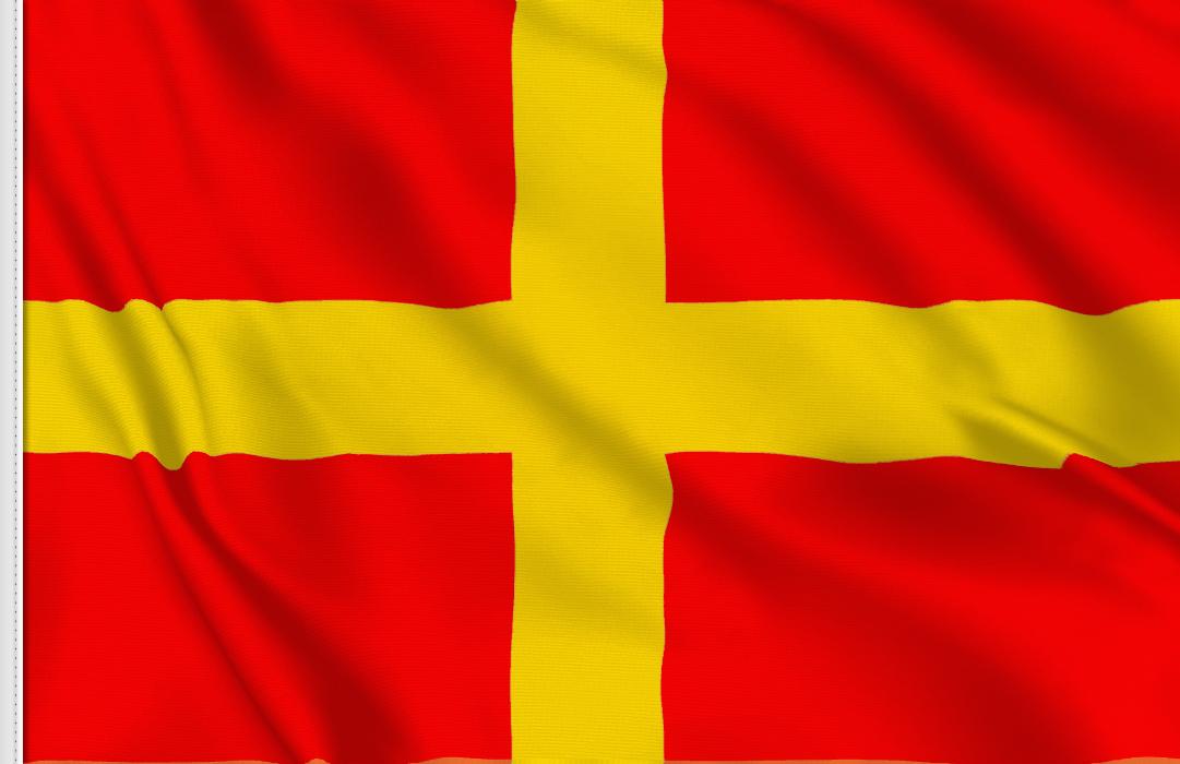 Letter R flag