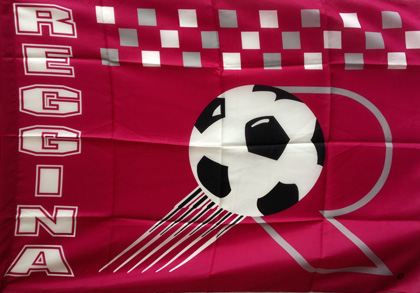 Reggina football flag