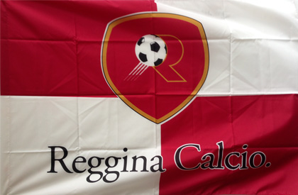 fahne Reggina Calcio, flagge von Reggina Calcio