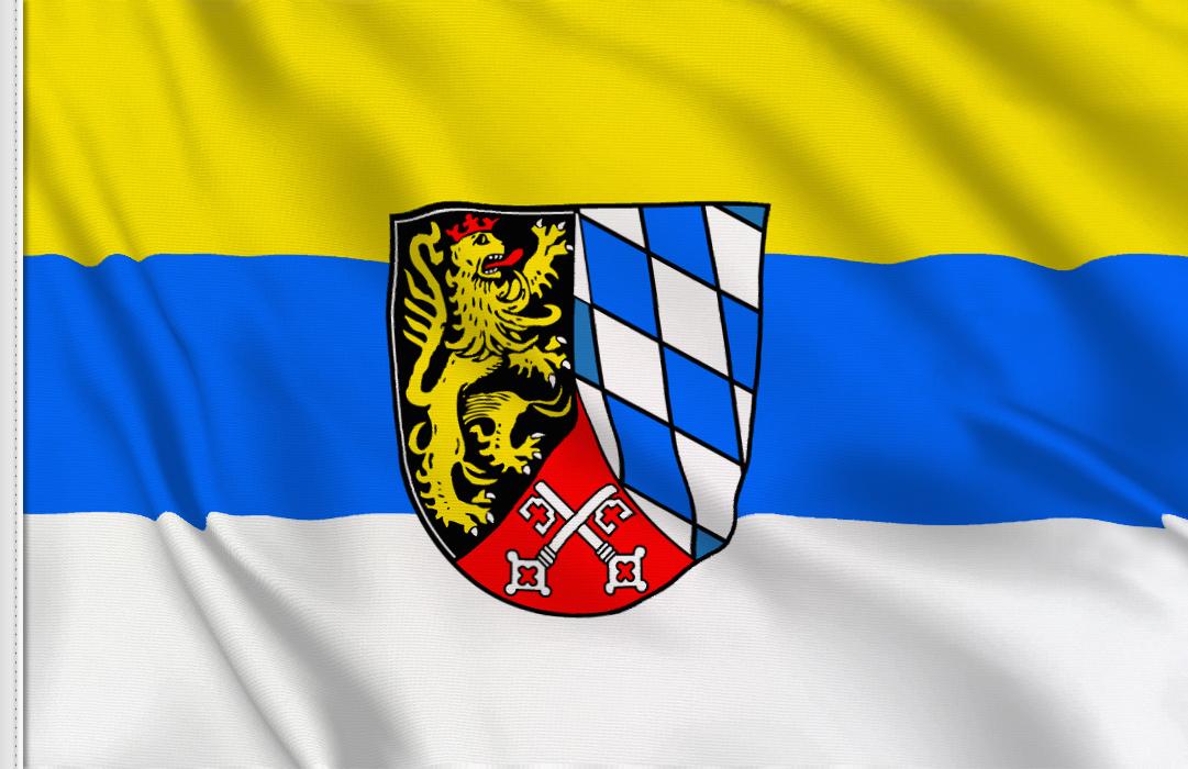 fahne Oberpfalz, flagge von Oberpfalz