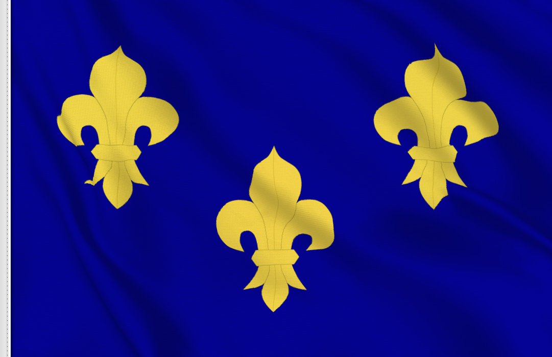 Kingdom of France flag