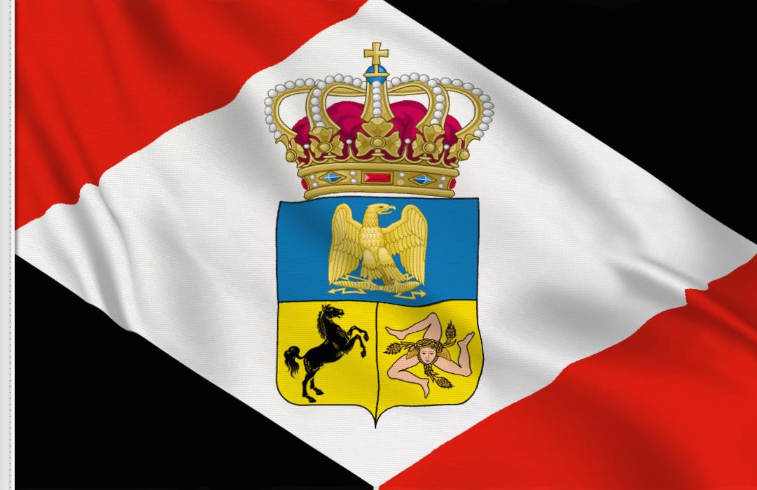 Reino Napoleonico de Napoles 1808 flag