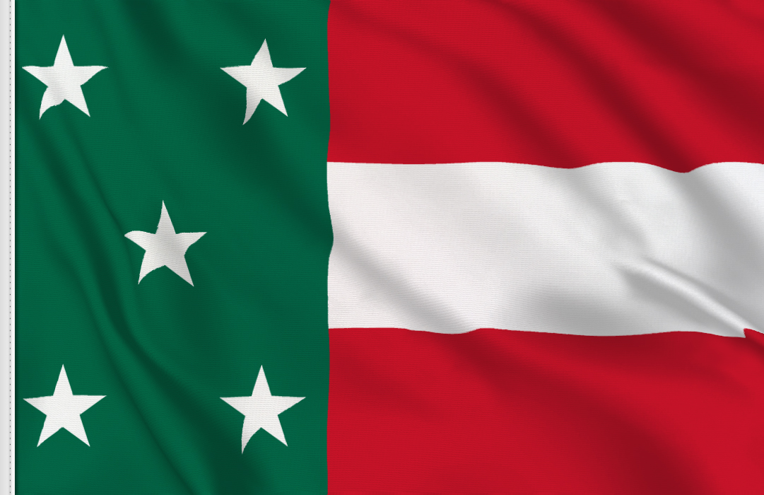 Flagsonline it logo will not be present on the real flag of yucatan