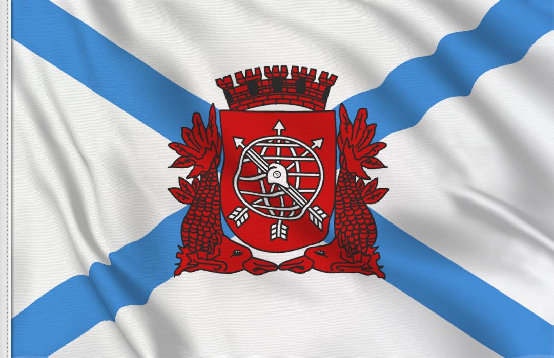 fahne Staat Rio de Janeiro, flagge vom Staat Rio de Janeiro