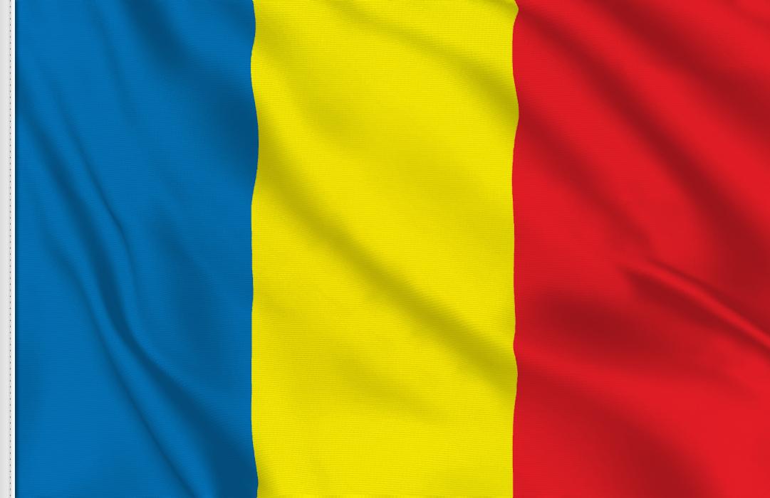 Bandiera Adesiva Romania