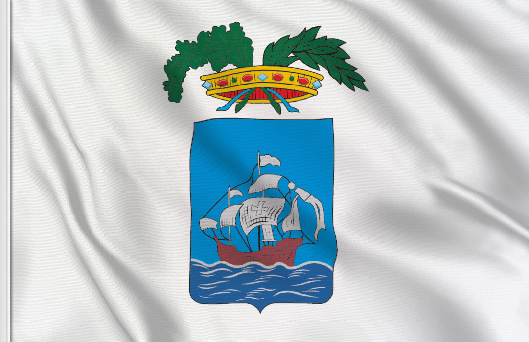 fahne Savona Provinz, flagge von Savona