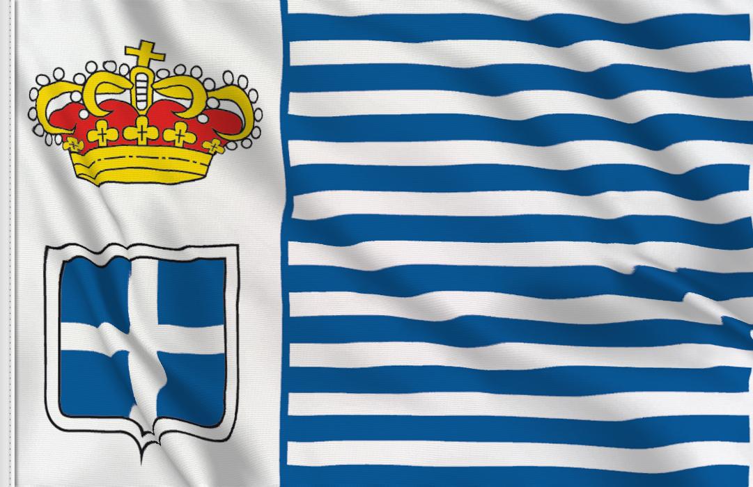 fahne Seborga, flagge des Fürstentums Seborga