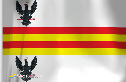 Kingdom of Sicily 1734-1816 flag