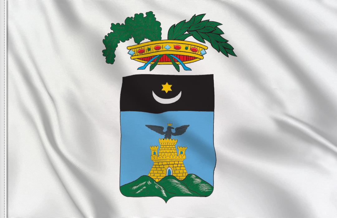 fahne La Spezia Provinz, flagge von La Spezia