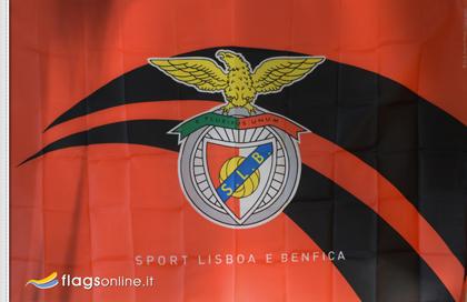 fahne Sport Lisboa e Benfica, flagge von Benfica