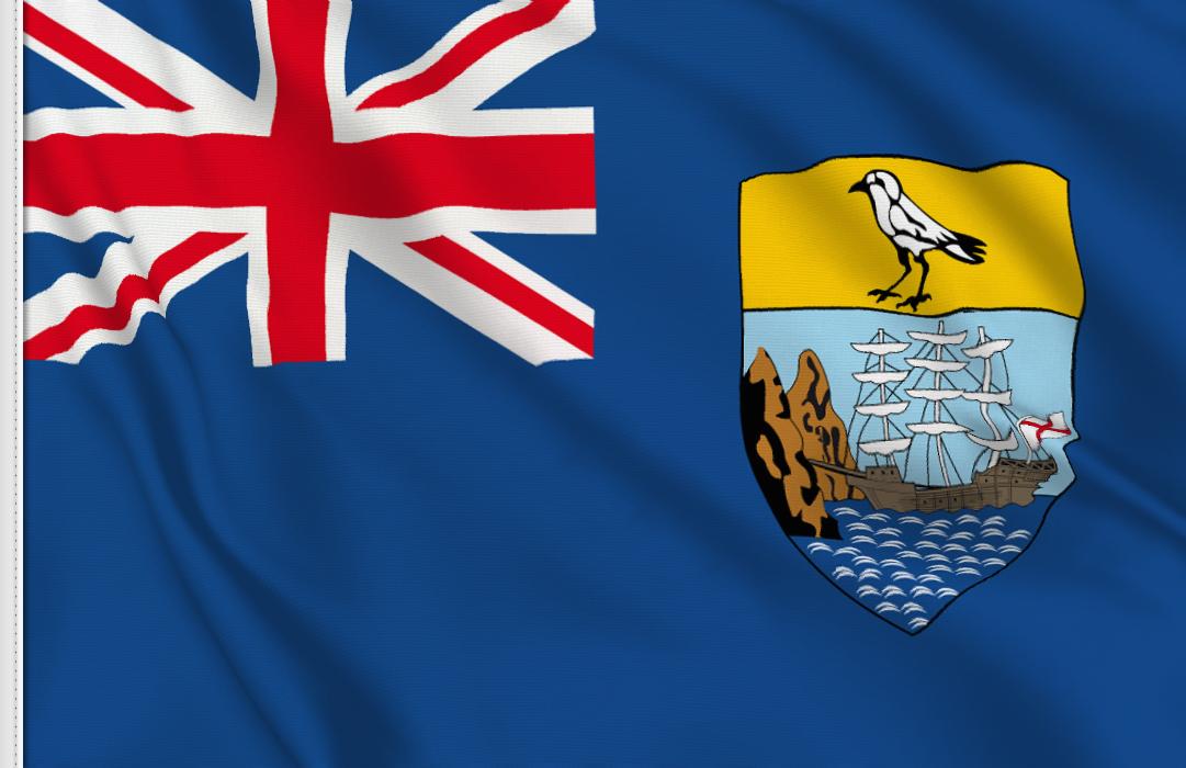 fahne St. Helena, flagge von St. Helena