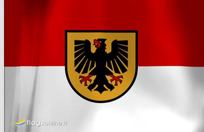 fahne Dortmund, flagge von Dortmund