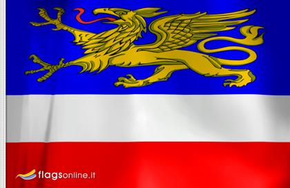 fahne Rostock, flagge Rostocker