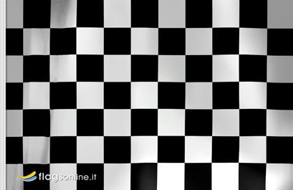 Starter flag