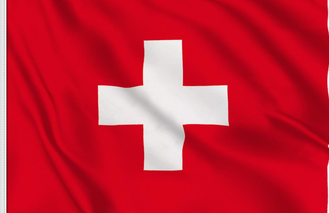 Bandiera Adesiva Svizzera