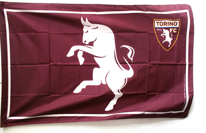 Torino Football Club flag