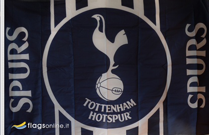 Tottenham Hotspur Football Club flag