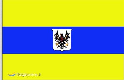 bandera de mesa de Trento
