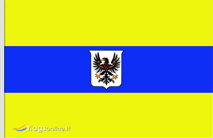 fahne Trient, flagge von Trient
