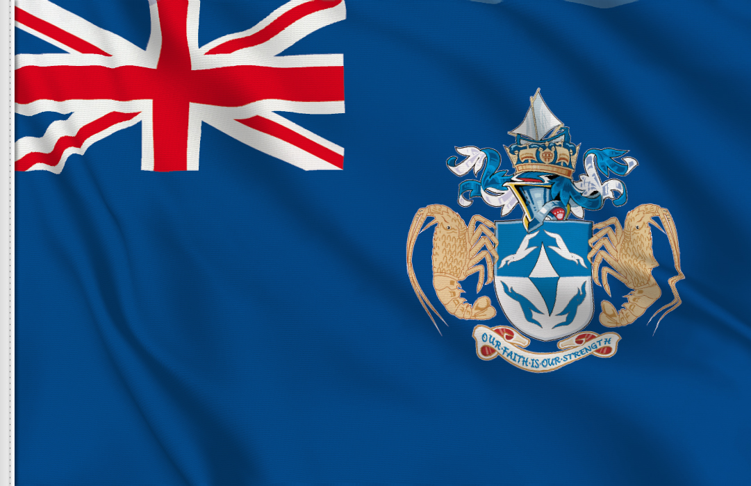 drapeau Tristan da Cunha