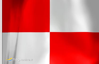fahne Buchstabe U, flagge Uniform